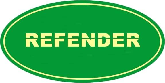 Bespoke Defender logo